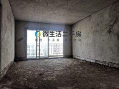 (带车位)龙江华府4+1室2厅2卫60万173m²毛坯房出售