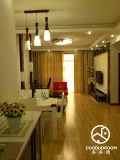 (平果市)新时代小区2室2厅1卫1300元/月86m²出租