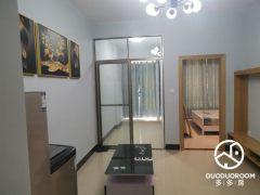 (平果市)大都汇1室1厅1卫1200元/月50m²出租
