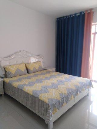 (平果市)蔚蓝国际1室1厅1卫1000元/月45m²出租